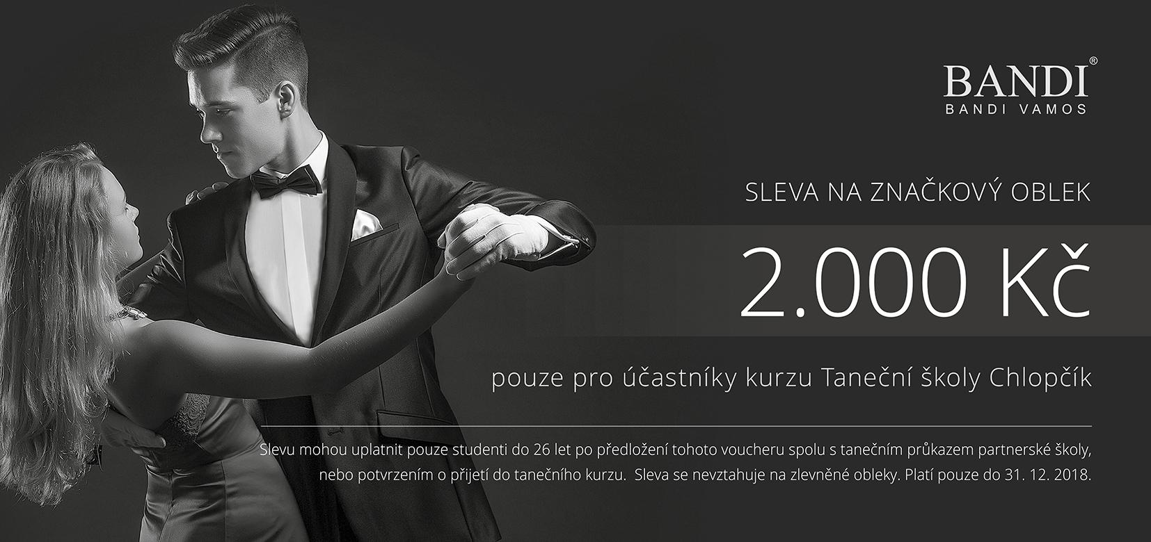 Využijte slevu na nákup obleku do tanečních - Taneční škola Chlopčík b0cd40feb8