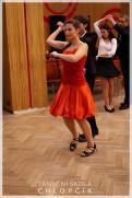 Termíny lekcí podzimních středoškolských tanečních v Google kalendáři. - 1