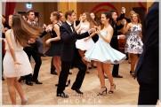 Termíny lekcí podzimních středoškolských tanečních v Google kalendáři. - 25