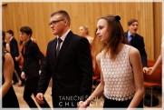 Termíny lekcí podzimních středoškolských tanečních v Google kalendáři. - 36