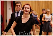 Termíny lekcí podzimních středoškolských tanečních v Google kalendáři. - 41