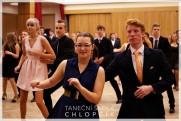 Termíny lekcí podzimních středoškolských tanečních v Google kalendáři. - 43