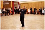 Termíny lekcí podzimních středoškolských tanečních v Google kalendáři. - 49