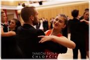 Termíny lekcí podzimních středoškolských tanečních v Google kalendáři. - 51