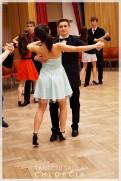 Termíny lekcí podzimních středoškolských tanečních v Google kalendáři. - 7