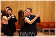 Termíny lekcí podzimních středoškolských tanečních v Google kalendáři. - 55