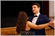 Termíny lekcí podzimních středoškolských tanečních v Google kalendáři. - 69