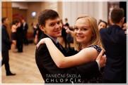Termíny lekcí podzimních středoškolských tanečních v Google kalendáři. - 71