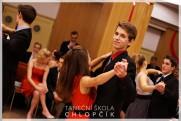Termíny lekcí podzimních středoškolských tanečních v Google kalendáři. - 74