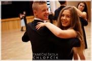 Termíny lekcí podzimních středoškolských tanečních v Google kalendáři. - 75