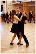 Termíny lekcí podzimních středoškolských tanečních v Google kalendáři. - 12