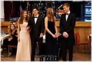 Novoroční ples - Soutěž o absolutního krále valčíku - 136