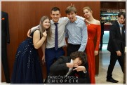 Novoroční ples - Soutěž o absolutního krále valčíku - 175