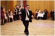 Novoroční ples - Soutěž o absolutního krále valčíku - 218