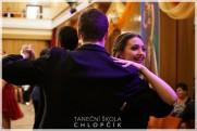 Závěrečný večírek úterních pokračovacích tanečních - 1.2.2018 - 26