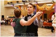 Závěrečný večírek úterních pokračovacích tanečních - 1.2.2018 - 62