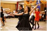 Závěrečný večírek úterních pokračovacích tanečních - 1.2.2018 - 72