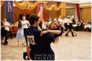 Závěrečný večírek úterních pokračovacích tanečních - 1.2.2018 - 99