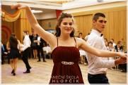 Závěrečný večírek úterních pokračovacích tanečních - 1.2.2018 - 105