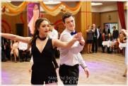 Závěrečný večírek úterních pokračovacích tanečních - 1.2.2018 - 134